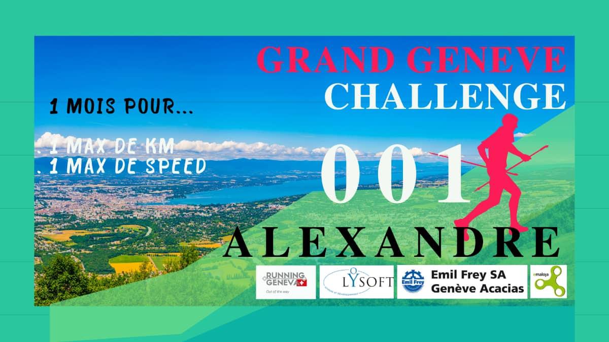 2 challenges pour gagner son dossard à l'une de nos prochaine course ou des séances de coaching running route ou trail